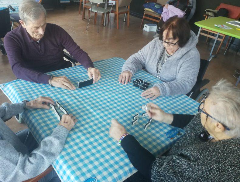 Activitats diàries a la Llar Roser