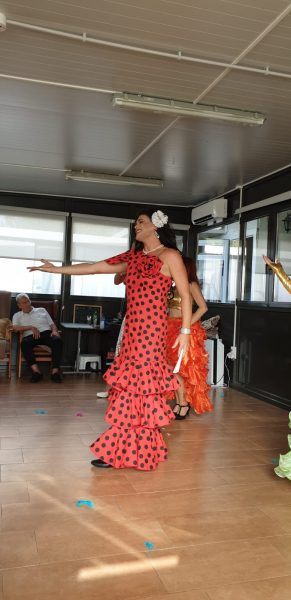 """Som Cabaret"" Visita la Residència"